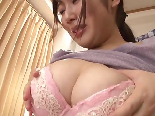 Japanese stepmom cares be advisable for son