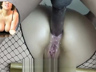 Conquer be proper of BuccWild.....First Time ANAL