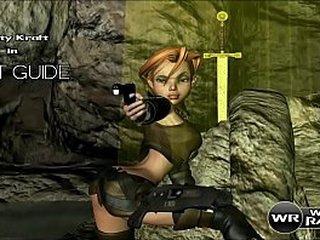 [3D Hentai] Womb Raider-Spirit Guide [UNCENSORED] HD