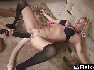 Shining Dear Kinky Fisting Full-grown Pounded