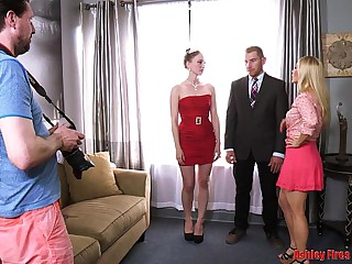 Fellow-creature Breast-feed Prom Date (Modern Taboo Family)