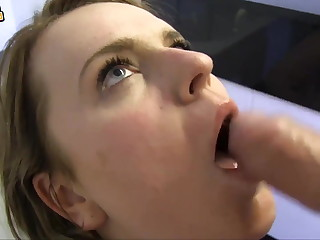 Chubby Dutch Nikkie gets fucked and deserves a facial